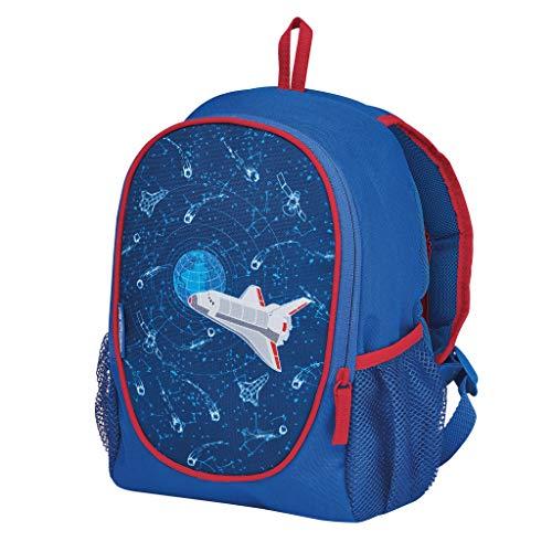 Herlitz 50027156 Kindergartenrucksack Rookie Space , 1 Stück
