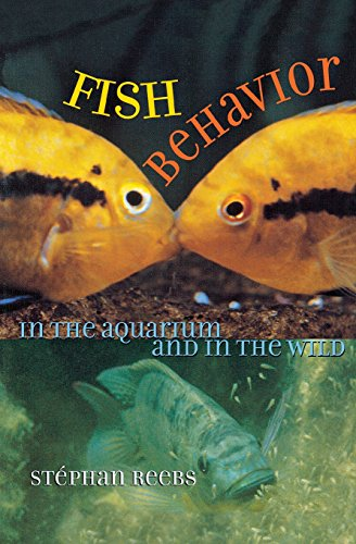 Fish Behavior in the Aquarium and in the Wild: Manuscript Materials (Comstock Books)