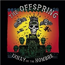 Ixnay on the Hombre by The Offspring (1997) Audio CD