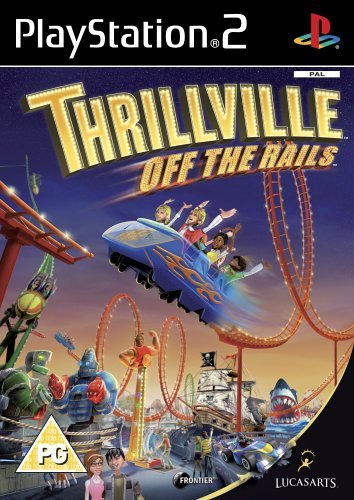 Thrillville: Off the Rails (PS2) by ACTIVISION