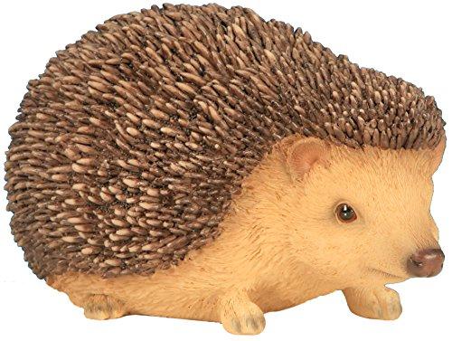 Animaux En Resine 3580792005041 Hérisson, Multicolore, 15,62x11,22x9,57 cm