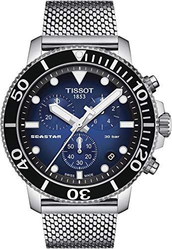 Tissot Herren-Taucheruhr Seastar 1000 Chronograph T120.417.11.041.02