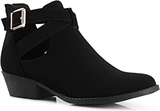 LUSTHAVE Womens Bootie