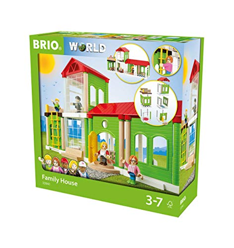 BRIO World - 33941 - MAISON MODULABLE