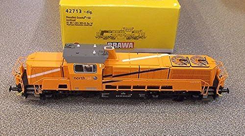 Brawa 42713 Diesellok Gravita 15LBB North
