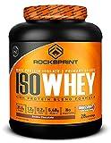 ROCKSPRINT | PROTEÍNA WHEY AISLADA | 31,6g de proteína por dosis | Iso Whey | 1kg Double Chocolate
