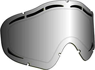 509 Sinister X5 Replacement MaxVent Lens - Chrome Mirror/Yellow Tint