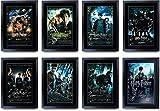 HWC Trading Harry Potter Komplette Sammlung mit Daniel