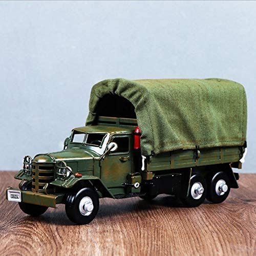 Max 43% OFF zeyujie Car Model Paint Wrought Military Iron Vehicle Hand Jacksonville Mall