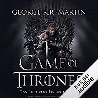 Game of Thrones - Das Lied von Eis und Feuer 1 audiobook cover art