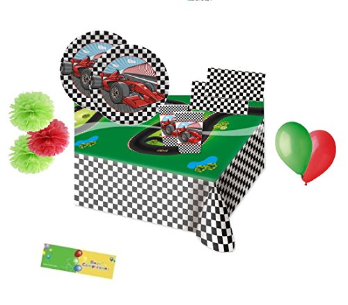 Big Party KIT COMPLEANNO N.49 FORMULA 1 NEW