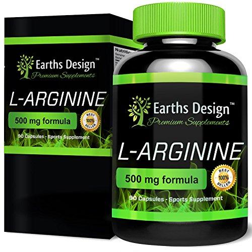L-Arginine HCL - 500mg - Puissant stimulant