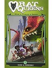 Rat Queens 1: Sass & Sorcery
