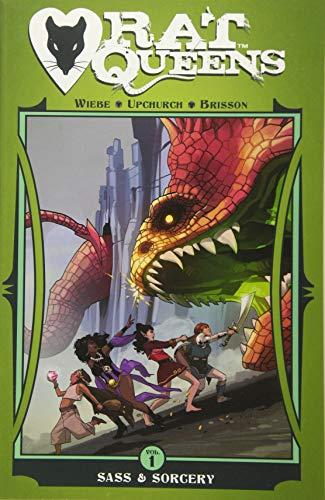 Rat Queens Volume 1: Sass & Sorcery