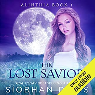 The Lost Savior audiobook cover art