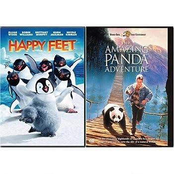 Happy Feet/Amazing Panda Adventure