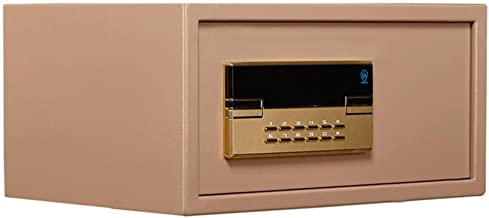 Safe Cabinet Safes, with Electronic Lock and 2 Emergency Override Keys for Home Wall Lock Box Wall Safes