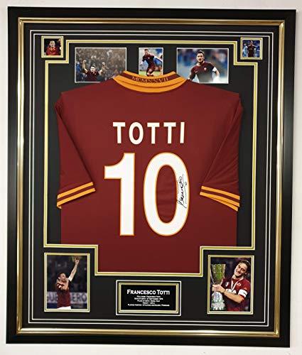 Roma-Trikot Francesco Totti, signiert