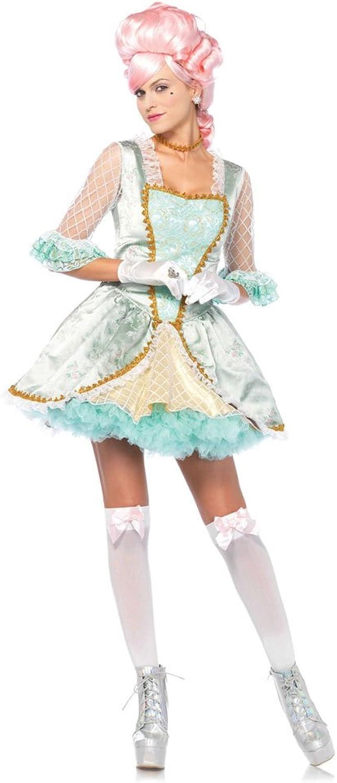 Karneval-Klamotten Viktorianisches Damen-Kostüm Barock Kostüm Damen Renaissance Kostüm Marie Antoinette Luxus Damen-Kostüm Gre 42 44
