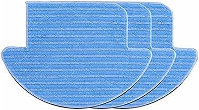 louu 3 piezas alta calidad Mop paño de repuesto para ilife V7S Pro ...