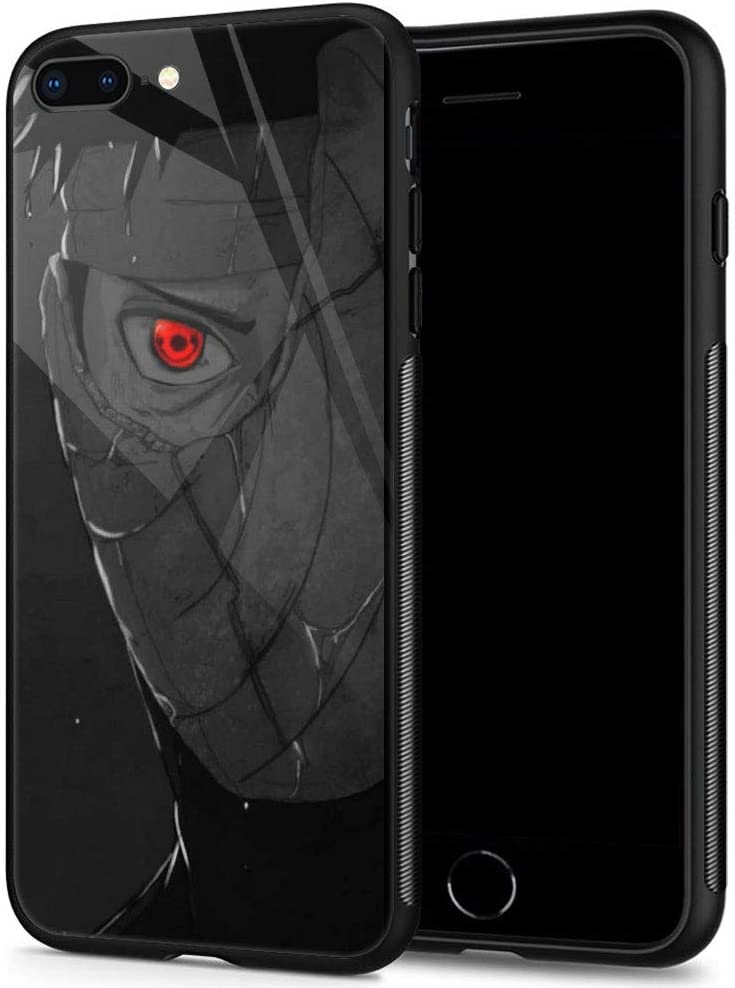 iPhone 8 Plus Case,Anime pic0527 iPhone 7 Plus Cases for Girls Lady Men Boy Shockproof Non-Slip Anti-Scratch Case for Apple Cases for Apple 7/8 Plus 5.5-inch