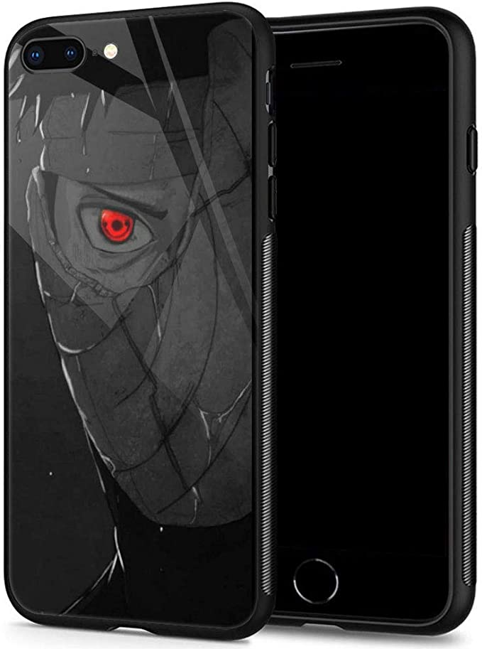 iPhone 8 Plus Case,Anime pic0527 iPhone 7 Plus Cases for Girls Lady Men Boy Shockproof Non-Slip Anti-Scratch Case for Apple Cases for Apple 7/8 Plus 5.5-inch: Amazon.co.uk: Electronics & Photo