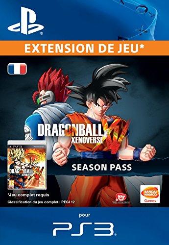 Dragon Ball Xenoverse - Season Pass [Code Jeu PSN PS3 - Compte français]