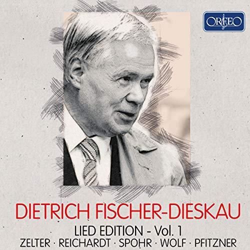 Dietrich Fischer-Dieskau,Lied-Edition-Vol.1