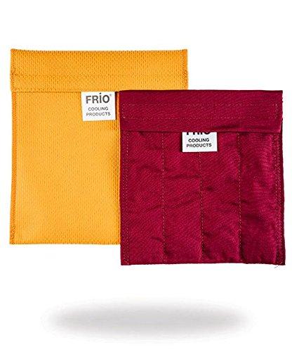 FRIO Kühltasche, klein 14x15cm - KEIN Eispack oder Batterien nötig, für eine Kombinationen von Ampullen oder Patronen, KEIN Pen