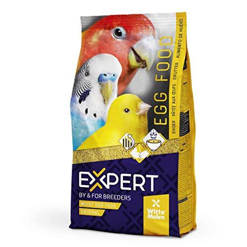 Witte Molen - Alimento para Pájaros Pasta De Cría Al Huevo 1 Kg ⭐