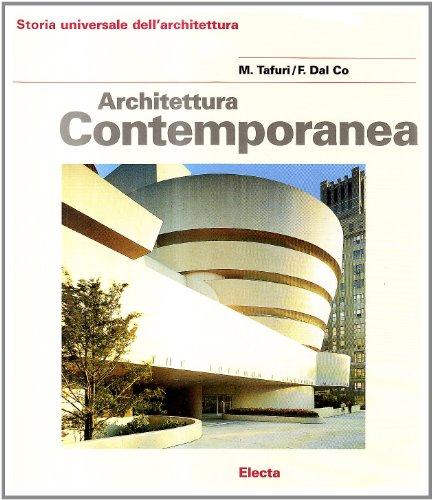 Architettura contemporanea. Ediz. illustrata