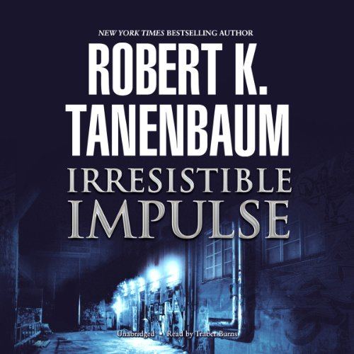 Irresistible Impulse audiobook cover art