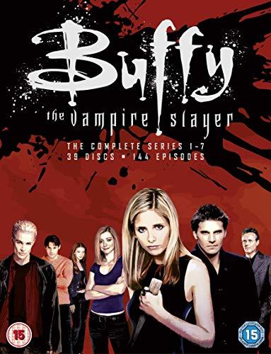 Buffy Complete 1-7 Boxset (2017) DVD [UK Import]