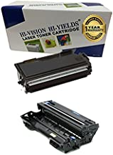 HI-Vision Compatible TN460 + DR400 Toner and Drum Unit Replacement for DCP-1200,1400,HL-1230,1240,1250,1270N,1435,1440,1450,1470N,IntelliFax-4100,IntelliFax-4100e