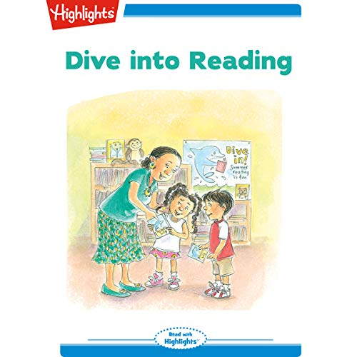 Tex and Indi Dive Into Reading copertina