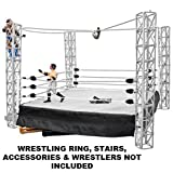 Figures Toy Company Highwire War Wrestling Action Figure Playset
