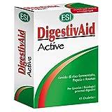 ESI DigestivAid Active Complemento Alimenticio - 45 Tabletas