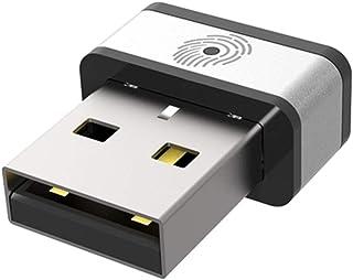 PQI USB指紋認証リーダー Windows Hello 機能対応 1年間の保証 FIDO認証 My Lockey 6F01-0000R1002
