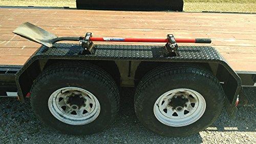 2-Tool Landscape Truck Rack