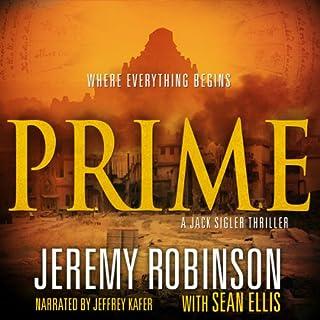 PRIME (A Jack Sigler Thriller - Book 0) audiobook cover art