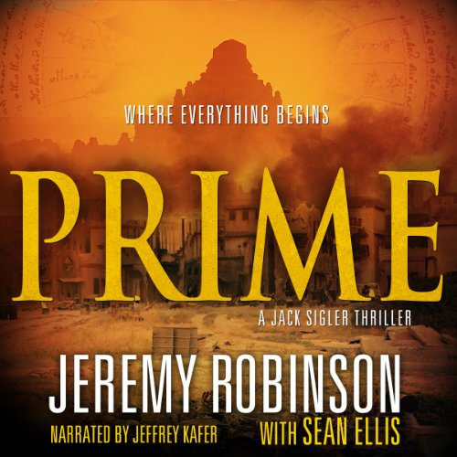 PRIME (A Jack Sigler Thriller - Book 0) audiobook cover art