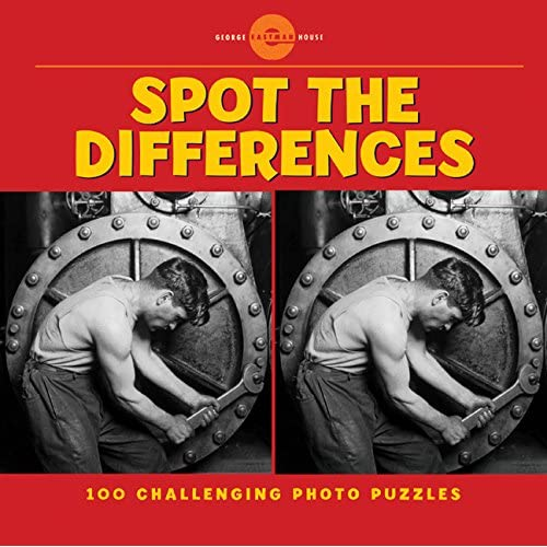 photo regarding Printable Spot the Difference for Elderly referred to as Desired destination the Discrepancies: 100 Intense Photograph Puzzles: George