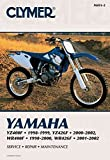 By Clymer Publications Yamaha YZ 400 YZ426F WR400F98-02 (Clymer Motorcycle Repair) Paperback - July 2004