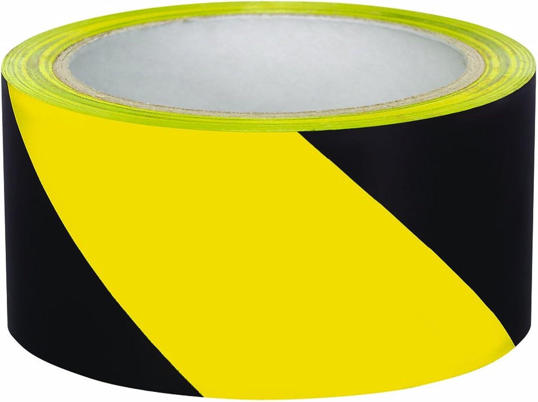 Swanson amt18y 2 by 54-feet Stripe selbstklebend selbstklebend selbstklebend Sicherheit Boden Tippen, gelb schwarz B0081ZRP3G  | Exquisite Handwerkskunst  b3a46a