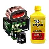 Bardahl XTC C60 10W40 Ölfilter VT 750 Shadow
