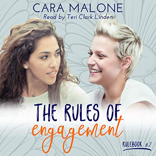 The Rules of Engagement audiobook cover art