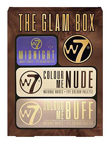 W7 The Glam Box Lidschattenset, 38.2 g