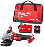 Milwaukee 2780-21 M18 FUEL 4-1/2'/5' PAD,1 Battery KIT