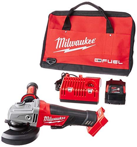 Milwaukee 2780-21 M18 FUEL 4-1/2'/5' PAD,1 Battery KIT