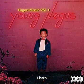 Fogari Music Vol. 1 Young Negus
